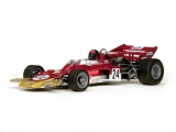 Lotus 72C #24 Emerson Fittipaldi USA Grandprix Winner 1970 1:18 Quartzo