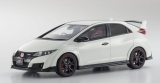 Honda Civic Type R 2015 white 1:18 Kyosho