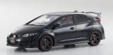 Honda Civic Type R 2015 black 1:18 Kyosho