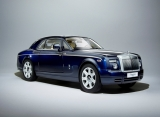 Rolls Royce Phantom Coupe 2012 peacock blue 1:18 Kyosho