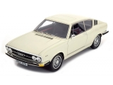 Audi 100 Coupe S 1970 white 1:18 KK Scale