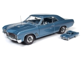 Buick GS hardtop set with extra 1/64 1967 Buick 1967 1:18 Auto World