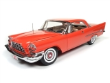 Chrysler 300C Hardtop 1957 red 1:18 Auto World