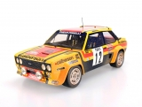 Fiat 131 Abarth #12 Rally Monte Carlo 1980 dirty 1:18 Top Marques Collectibles