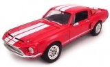 Shelby Mustang GT-500KR 1968 red 1:18 Lucky Diecast