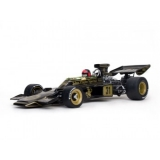 Lotus 72D #31 Emmerson Fittipaldi Austria Grand Prix Winner 1972 1:18 Quartzo