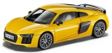 Audi R8 V10 2016 yellow 1:18 Welly