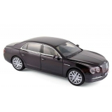 Bentley Flying Spur Damson W12 2012 purple 1:18 Kyosho
