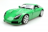 TVR Sagaris 2005 green 1:18 LS Collectibles