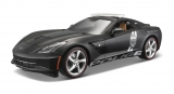 Chevrolet Corvette Stingray 2014 Police 1:18 Maisto