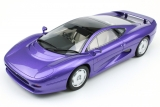 Jaguar XJ 220 1992 blue 1:18 Top Marques