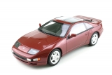 Nissan 300 ZX 1983 red 1:18 Lucky Step Models