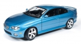 Pontiac GTO coupe Car & Driver 2004 blue 1:18 Auto World