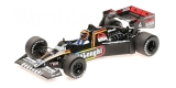 Tyrrell Ford 012 Stefan Bellof British GP 1984 1:18 Minichamps