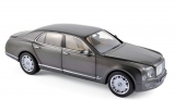 Bentley Mulsanne 2010 grey 1:18 Minichamps