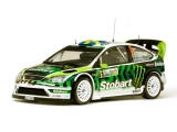 Ford Focus RS WRC08 #6 P-G.Andersson / J.Andersson rally Bulgaria 1:18 Sun Star