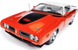 Dodge Charger R/T Hardtop with sunroof 1971 1:18 Auto World