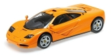 McLaren F1 Roadcar 1993 orange 1:18 Minichamps