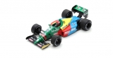 Benetton B188 #20 J.Herbert 4th Brazil GP 1989 1:43 Spark