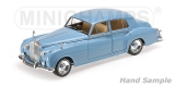 Rolls Royce Silver Cloud II 1960 blue 1:18 Minichamps