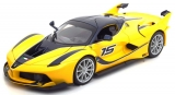 Ferrari FXX-K No.15 yellow 1:18 Bburago