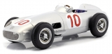 Mercedes-Benz W196 #10 J.M.Fangio Winner Belgian GP 1955 World Champion 1:18 iScale