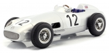 Mercedes-Benz W196 #12 Stirling Moss Winner British GP F1 1955 1:18 iScale