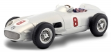 Mercedes-Benz W196 #8 J.-M.Fangio World Champion F1 1955 1:18 iScale