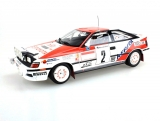 Toyota Celica ST 165 #2 C. Sainz Winner Rally Monte Carlo 1991 1:18 Top Marques