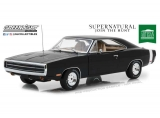 Dodge Charger 1970 *Supernatural* (TV Series 2005-current) 1:18 Greenlight