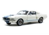 Shelby Mustang GT 500 white 1:18 Solido