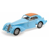 Alfa Romeo 8C 2900 B Lungo 1938 Light Blue 1:18 Minichamps