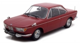 BMW 2000 CS Coupe 1965 red 1:18 KK Scale