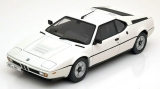 BMW M1 1978 white 1:12 KK Scale