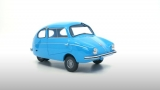 Fuldamobil S6 1956 blue 1:18 DNA Collectibles