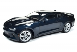 Chevrolet Camaro SS (50th Anniversary) 2016 blue 1:18 Auto World