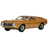 Ford Mustang Sportroof 1971 brown 1:18 Sun Star