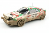 Toyota Celica #3 D.Auriol/B.Occelli Monte Carlo 1993 dirty 1:18 Top Marques