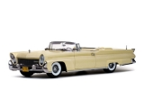 Lincoln Continental Mark III Convertible 1958 beige 1:18 Sun Star