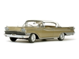 Mercury Park Lane Hard Top 1959 beige 1:18 Sun Star