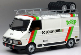 Fiat 242 Assistance totip Jolly Club 1985 1:43 Ixo Models