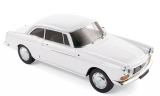 Peugeot 404 Coupe 1967 white 1:18 Norev