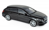 Mercedes Benz CLA Shooting Brake 2015 black 1:18 Norev