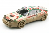 Toyota Celica #8 D.Auriol/B.Occelli San Remo 1994 dirty version 1:18 Top Marques
