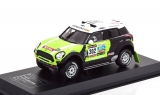 Mini All4 Racing #302 Peterhansel/Cottret Rally Dakar 2013 1:43 Ixo Models