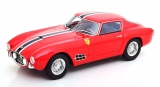 Ferrari 250 GT LWB 1957 red, white, dark blue 1:18 CMR