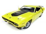 Plymouth Road Runner Hardtop *50th Anniversary* 1971 yellow/black 1:18 Auto World