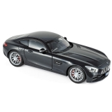 Mercedes-AMG GT S 2018 black metallic 1:18 Norev