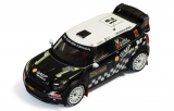 Mini John Cooper Works #12 A.Araujo, M.Ramalho Rally Sweden 2012 1:43 Ixo Models
