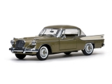 Studebaker Golden Hawk 1957 gold 1:18 SunStar